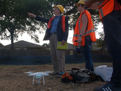 Team Flies Drone Camera to Detect Bird Eggs in ROW