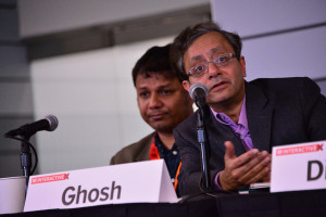 Ghosh discusses big data
