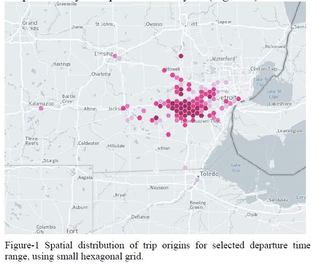D-STOP Connected Vehicle Data Exploration Framework