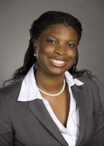 Dr. Raisa Ferron, recognized as an outstanding young professional