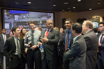 Secretary of Transportation Foxx Visits CTR/D-STOP