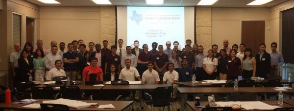 UT Austin ITE Student Chapter Hosts Inaugural TexITE Student Leadership Summit