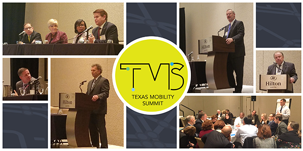 Texas Mobility Summit Advances a Statewide Strategy for Transportation Innovation
