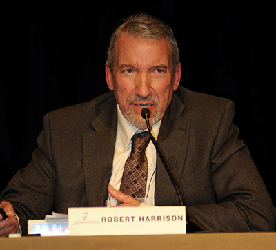 CTR Deputy Director Rob Harrison Retires after 30 Years