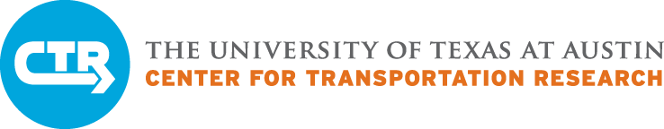 ctr logo with gray UT word mark and orange CTR wordmark