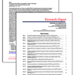 thumbnail of research digest cover