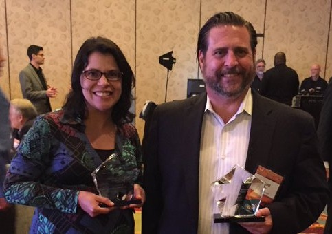 Fernanda Leite Honored with STAR Award