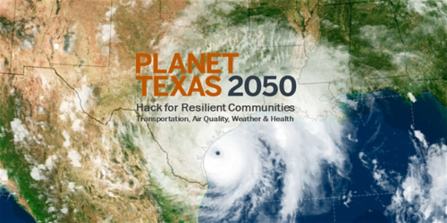 New Event:  Hack For Resilient Communities