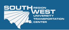 Logo for the Southwest Region University Transportation Center (SWUTC)